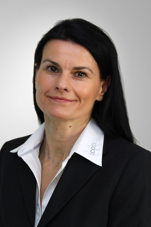 Bianca Triulzi, Head of Sales and Marketing at icon Systemhaus GmbH and CEO of ICON International Software Distribution and Services AG